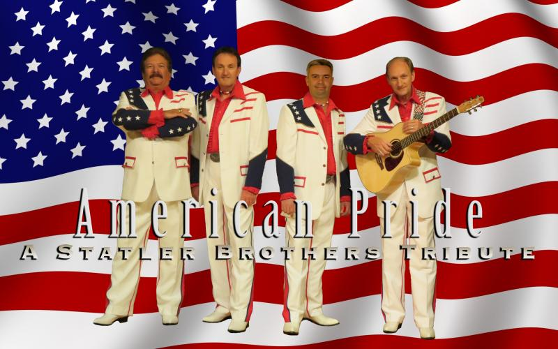 American Pride at the Braxton Co. Fair, July 23, 2015